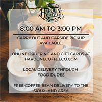 Hardline Coffee Co - Sioux City