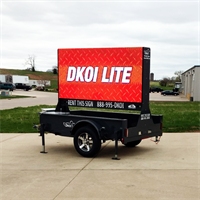 DKOI Portable Signs - Rock Valley