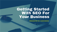 Getting Started with SEO for your Business
