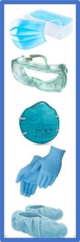 We have PPE available for purchase