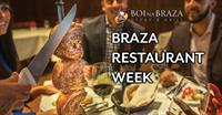 Braza Restaurant Week