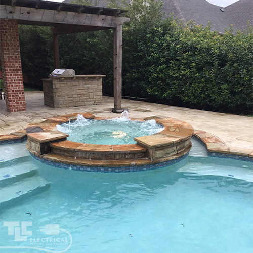 Pool and Spa Electrical Services