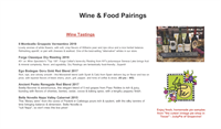 FIRST FRIDAY NIGHT FLIGHTS (Welcome Back!) - Wine Pairing w/ Catering by Stellini Trattoria of Grapevine