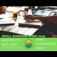 Small Business Week: FREE WORKSHOPS