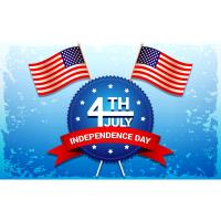 CLOSED - 4th of July
