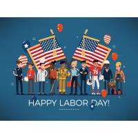 CLOSED - Labor Day
