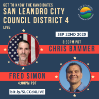LIVE with the Candidates: District 4 City Council