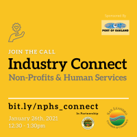 Industry Connect - Non-Profits & Human Services