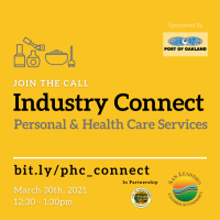 Industry Connect - Personal & Health Care Services