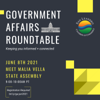 Government Affairs Roundtable - Meet the Candidates for State Assembly