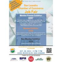 Job Fair 2021- Employer Registration