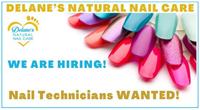 Licensed Manicurist / Nail Technician for 5-Star Nail Salon