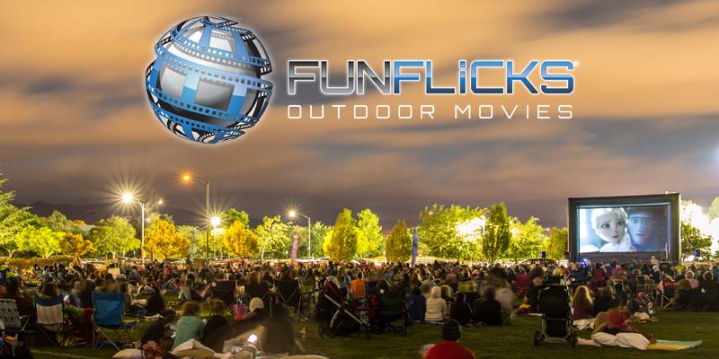 Fun Flicks Outdoor Movies SF Bay Area