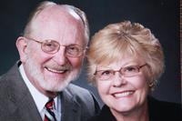 Dr. Lee and Betty Heflebower
