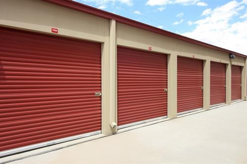 SecurCare Self Storage Drive up Storage Units