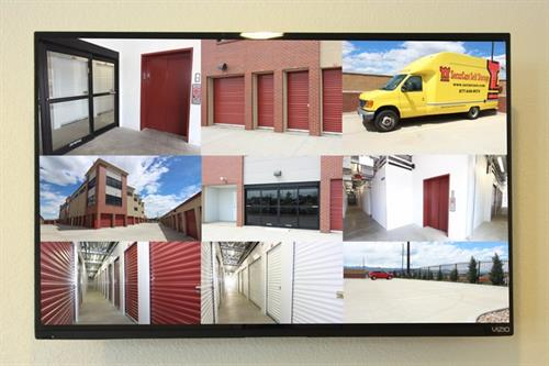 SecurCare Self Storage Video Surveillance