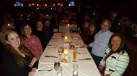 Group dinner at Fleming's 12/17