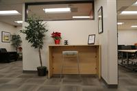 Drop-in Work Space