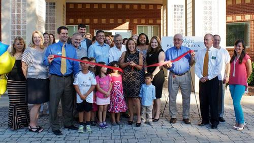 Ribbon cutting July 2014!!