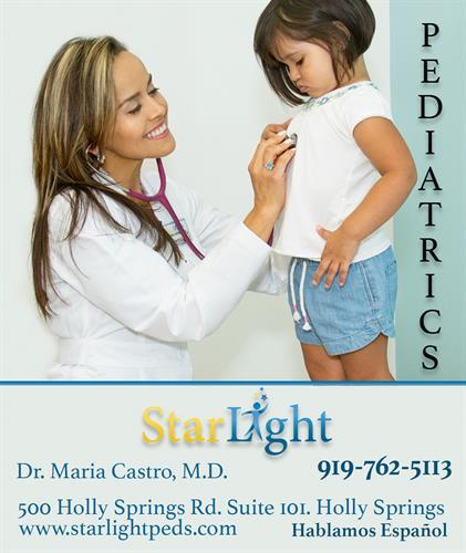 Dr. Maria Castro
