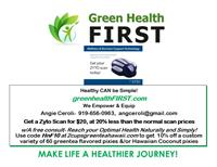 Green Health First - Angier