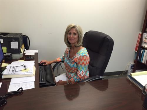 Cindy Alexander, Office Manager