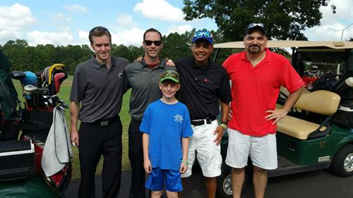 Zach's Toy Chest Golf Tournament 2017