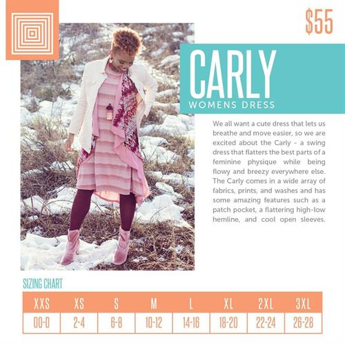 The Carly is a easy dress to style in so many ways for every season.