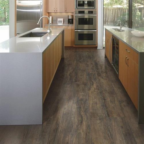 luxury vinyl plank flooring installation in kitchen for wake forest home https://www.a1floorsnc.com/vinyl-flooring/