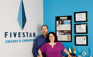 FiveStar Awards & Engraving