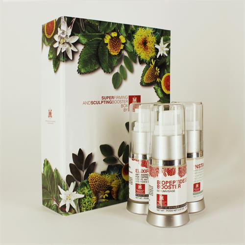 Our total organic skin care package