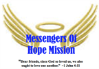 Messengers of Hope Mission, Inc