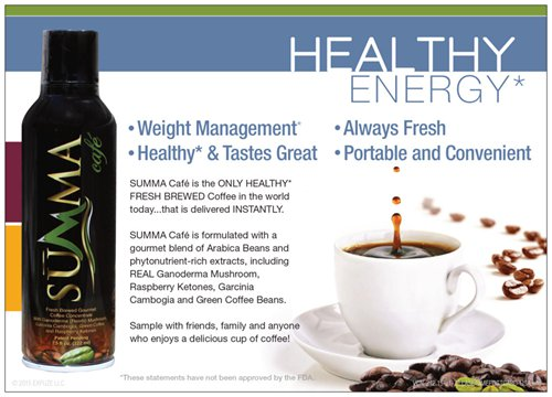 Healthy Energy - Summa Cafe