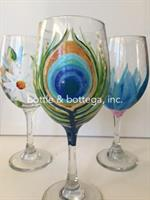 Glassware Painting Parties (Wine Glasses, Beer mugs, Mason Jars and Vases!)