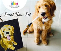 Paint Your Pet Parties and Fundraisers