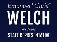 Emanuel Chris Welch,State Representative for 7th District