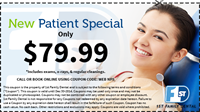First Family Dental New Patient Special
