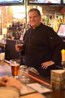 Chuck in Darien Bar