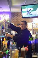 Chuck in Darien Bar 2