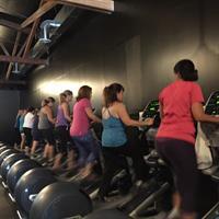 High Intensity ELLIPTICAL cardio & strength training.