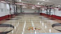 State-Of-The-Art Basketball Facility