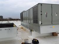 1st New Rooftop unit in 5/25/2015