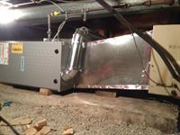 New Installed Furnace 1/2/2016 10 years warranty
