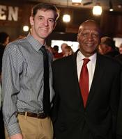 With Secretary of State Jesse White at Brookfield Ale House grand opening