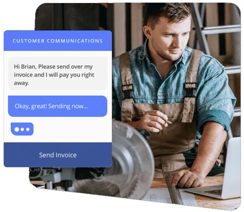 Communicate with your clients using their preferred mode of contact!