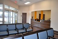 North Texas Orthopedics & Spine Center Clinic Lobby