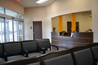 North Texas Orthopedics & Spine Center Lobby