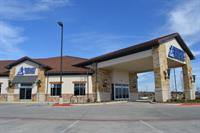 North Texas Orthopedics & Spine Center Physical Therapy Entrance