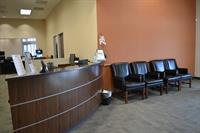 North Texas Orthopedics & Spine Center Physical Therapy Lobby
