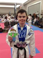 Mr. Ryan Hindman World Champion